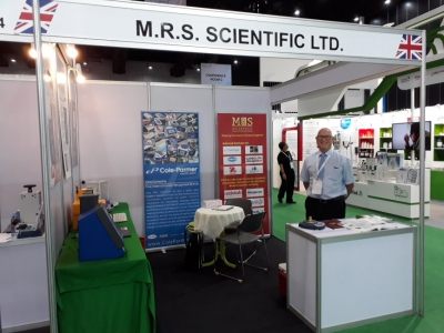 MRS Scientific at Lab Expo in Bangkok